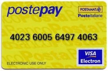 Carta Postepay Che Fare Se Cè Un Addebito Non Autorizzato