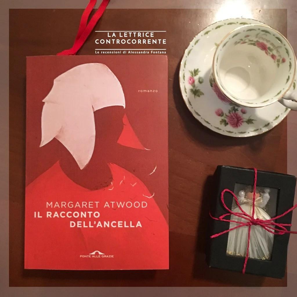 RECENSIONE: Il racconto dell'ancella (Margaret Atwood)