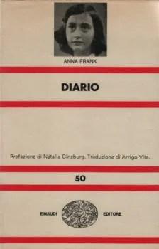 diario Anna Frank Einaudi