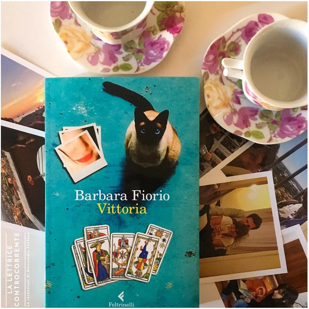 RECENSIONE: Vittoria (Barbara Fiorio)