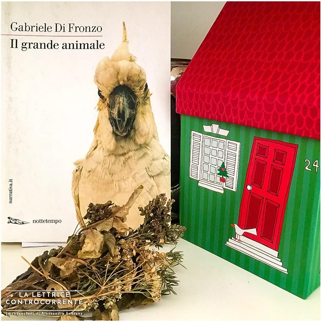 RECENSIONE: Il grande animale (Gabriele Di Fronzo)