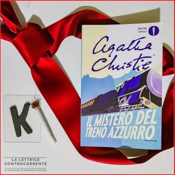 Il mistero del treno azzurro - Agatha Christie - Oscar gialli Mondadori
