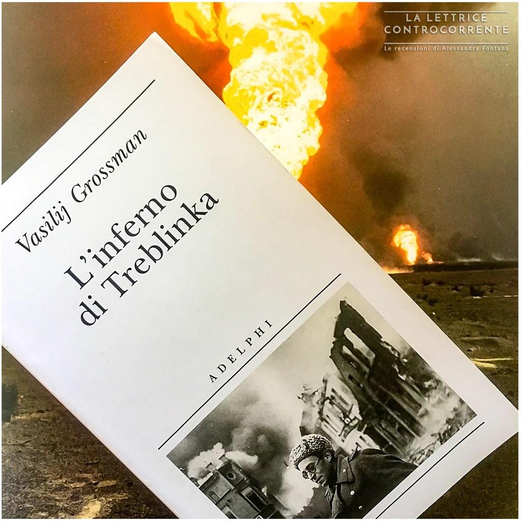 RECENSIONE: L'inferno di Treblinka (Vasilij Grossman)