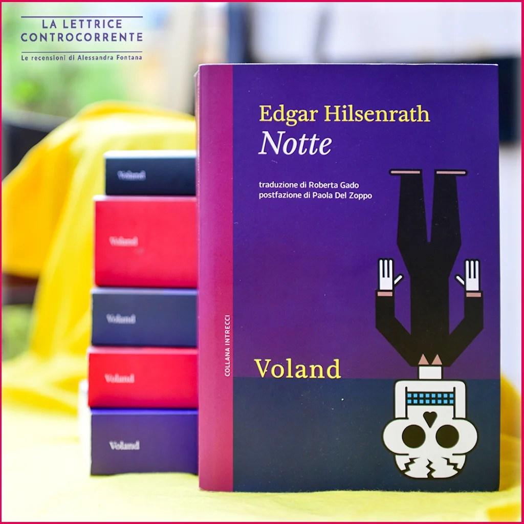 RECENSIONE: Notte (Edgar Hilsenrath)
