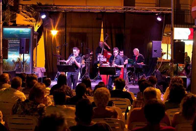 """Chamaleón Jazz"" abre el 18º Festival L'Alfàs en Jazz"