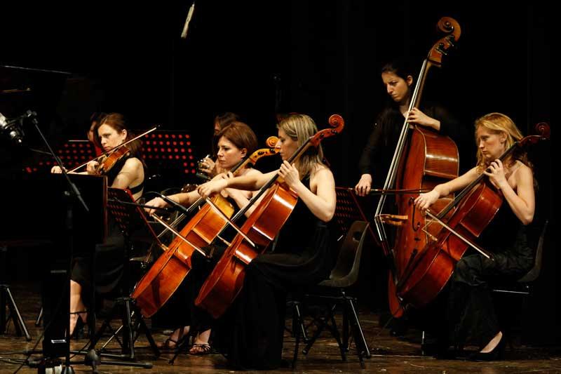 Este sábado concluye Mozartmanía con el concierto de la Orquestra Femminile Italiana