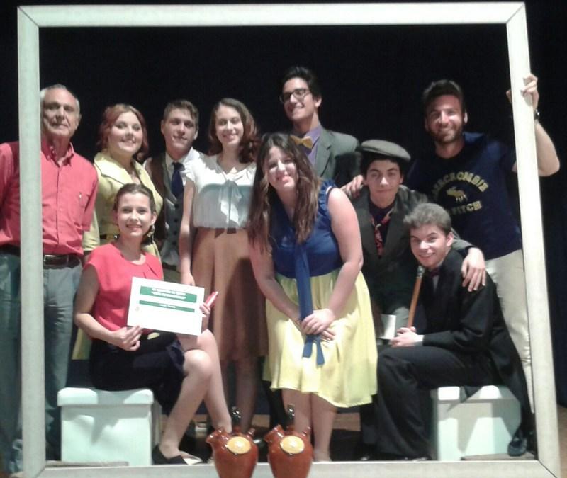 """La compañía Arabí Teatre premiada en el Certamen de Teatro Aficionado """"Villa de Minglanilla"""""""