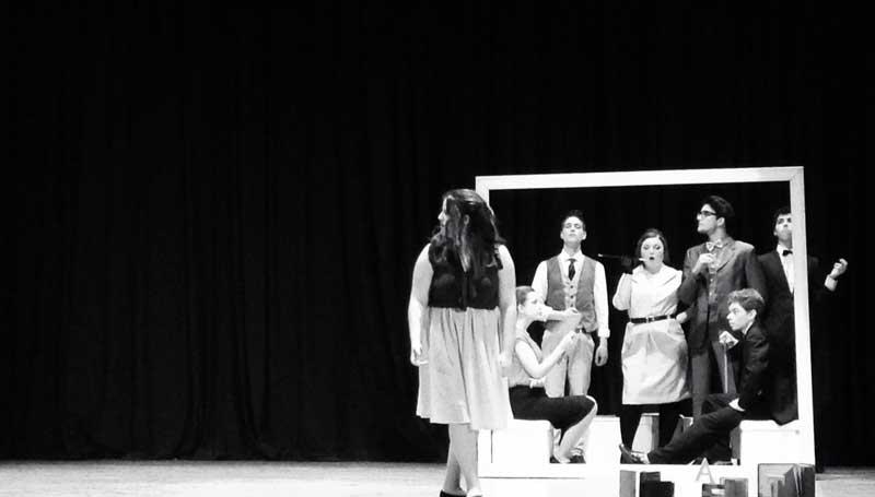"""Sigue con su gira solidaria la joven compañía de L'Alfàs """"Arabí Teatre"""""""