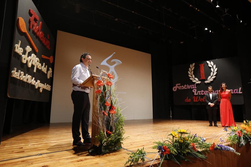 Se estrena y con nota el I Festival Internacional de Webseries en L'Alfàs