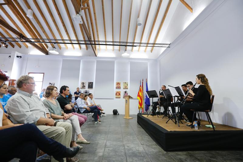La Lira pone las primeras notas del Día de Europa en L'Alfàs