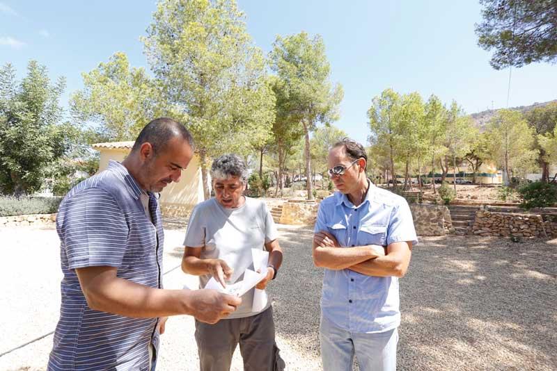 El Centro de Interpretación Paisajística y Medioambiental Los Carrascos está ya listo para recibir las primeras visitas