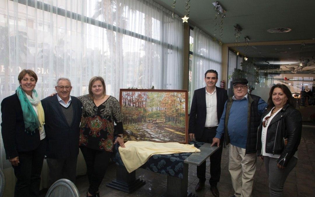 Encuentro de Navidad de la Asociación de Jubilados Racó de l'Albir