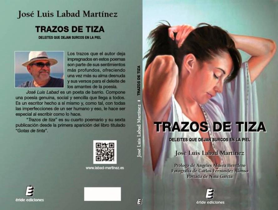 """José Luis Labad presenta su libro """"Trazos de tiza"""" en la casa de cultura de l'Alfàs"""
