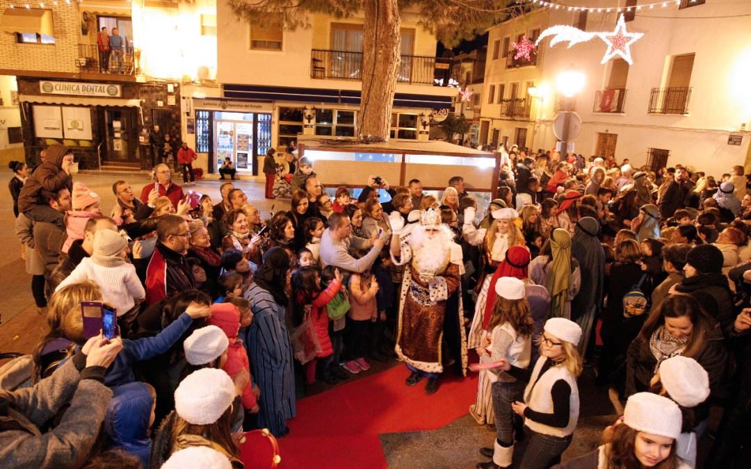 Los Reyes Magos llegan mañana a l'Alfàs del Pi para cumplir los sueños de  los más pequeños | Ayuntamiento de l'Alfàs del Pi | Sede Electrónica
