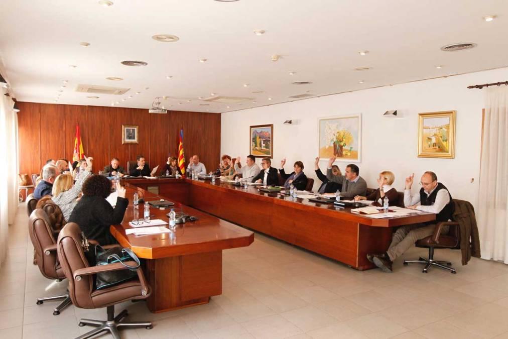 El Pleno aprueba el expediente de expropiación de terrenos para la mejora de acceso a San Rafael