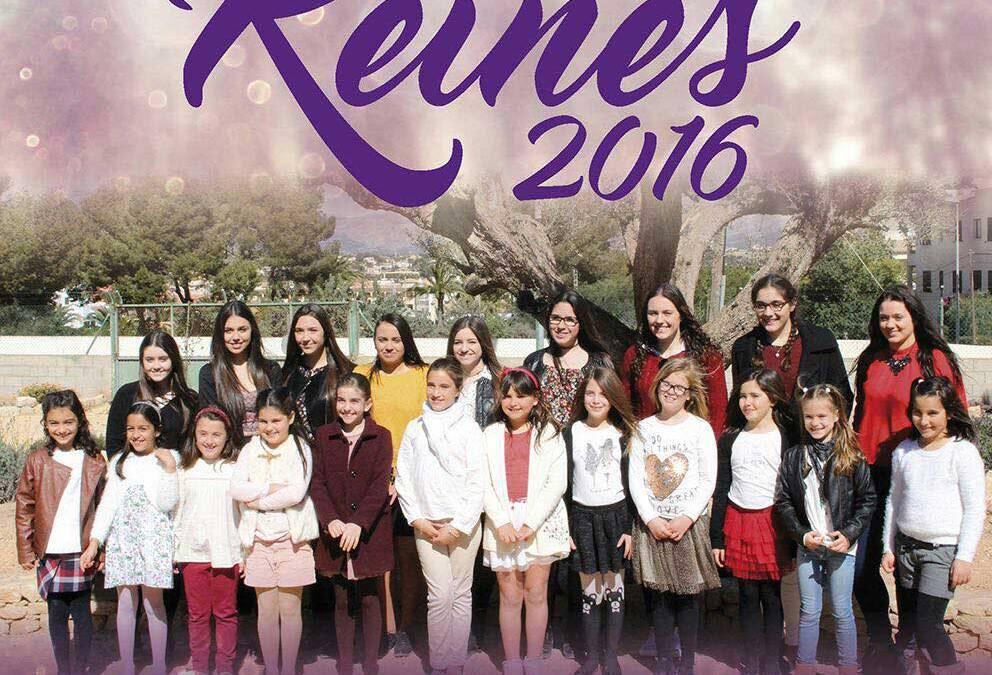 La Casa de Cultura de l'Alfàs acoge este sábado la gala de elección de reinas 2016