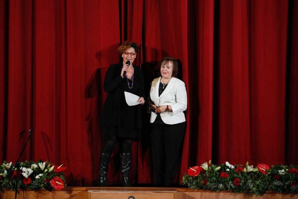 L'Alfàs celebra el Día Internacional de las Mujeres con la lectura de un manifiesto durante la Mostra de Teatre