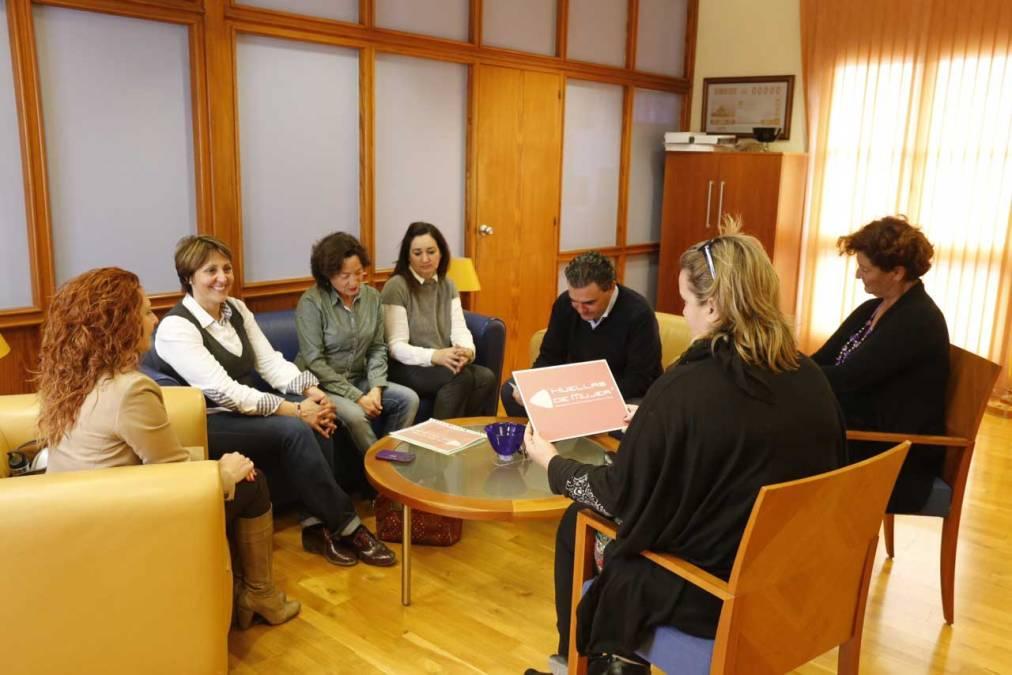 Nace la asociación cultural Huellas de Mujer