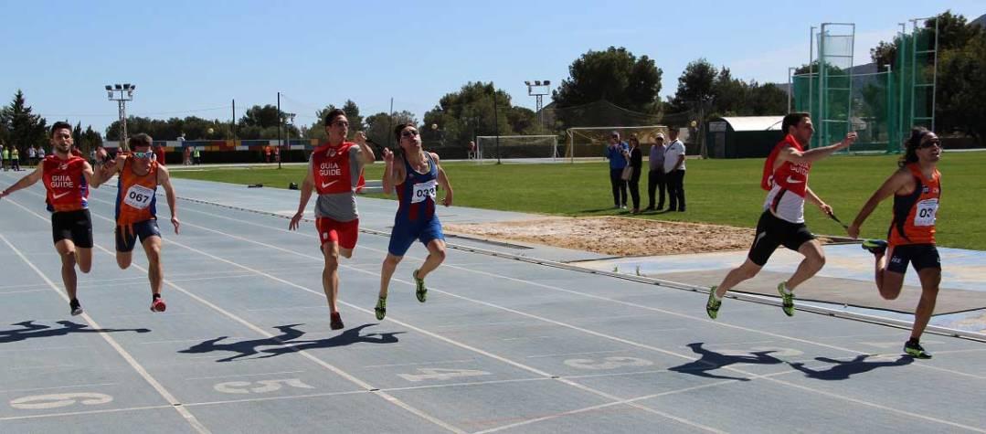 L'Alfàs del Pi  albergará el Campeonato de España de  Atletismo de menores ciegos  los días 12 y 13 de marzo.