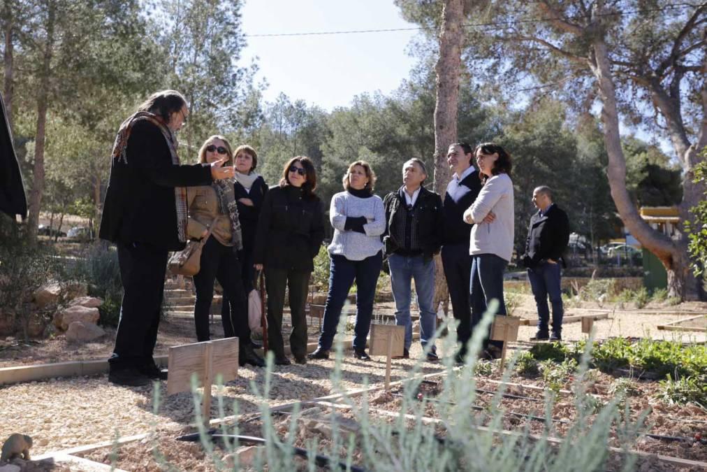 El Ayuntamiento de l'Alfàs y la Universidad de Alicante establecerán nuevas líneas de colaboración