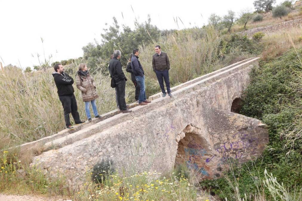 El Ayuntamiento de l'Alfàs proyecta la recuperación del acueducto de Soler