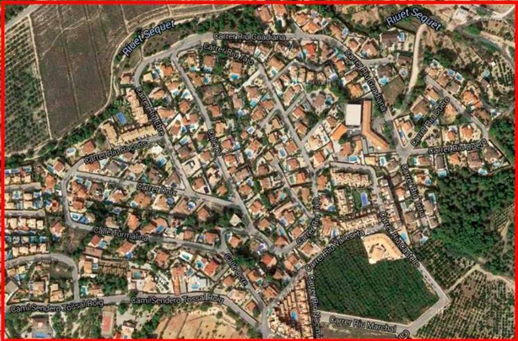 Hidraqua anuncia un corte de suministro de agua en las urbanizaciones Belmonte y Oasis el próximo jueves