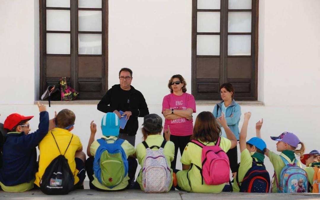 Concluye la V Semana Cultura l'Alfàs amb Història con una ruta fotográfica por la Sèquia Mare