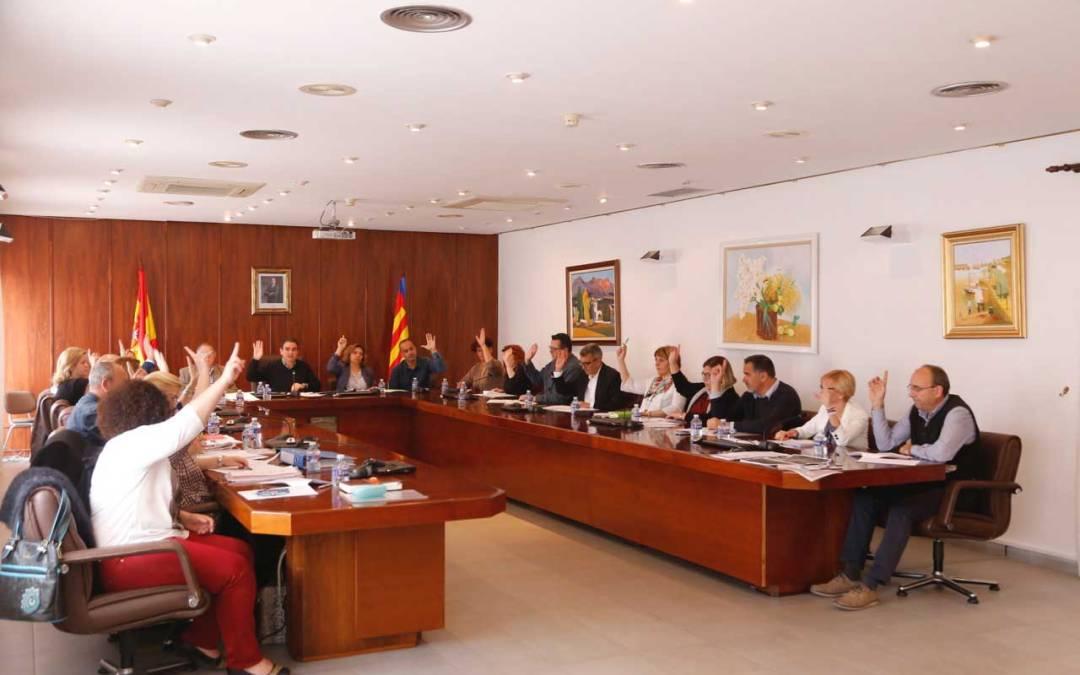 El Pleno de l'Alfàs aprueba por unanimidad solicitar la declaración de BIC para el Reg Major
