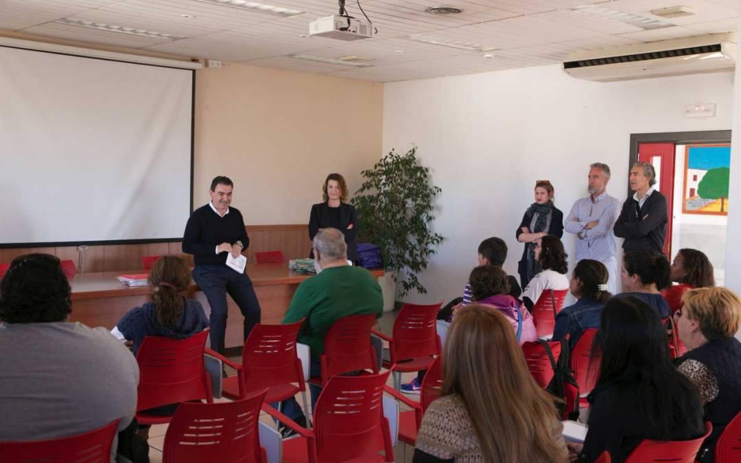 Arranca en l'Alfàs del Pi un curso de atención a personas en situación de dependencia