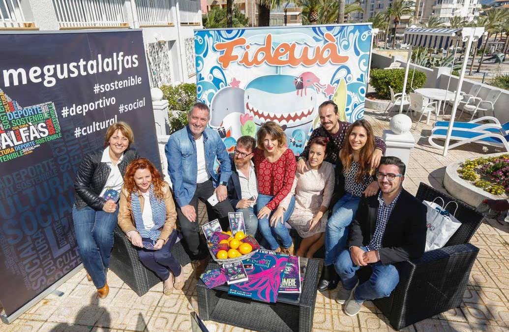 Arranca el segundo Festival Internacional de Webseries de l'Alfàs del Pi