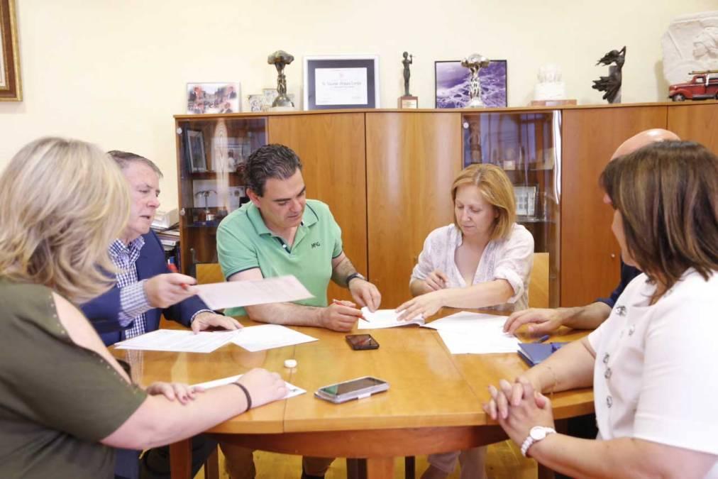 El Club de Hapkido de l'Alfàs del Pi vuelve a contar con el apoyo del Ayuntamiento