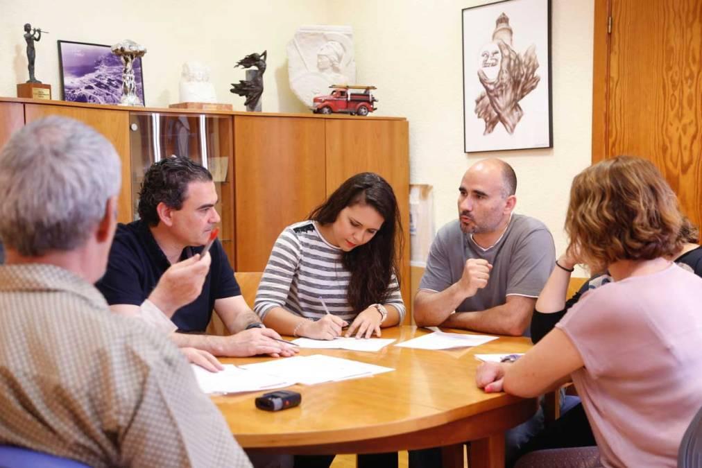 L'Alfàs del Pi abre una nueva vía de colaboración con Cuba a través de un convenio con la Asociación José Martí
