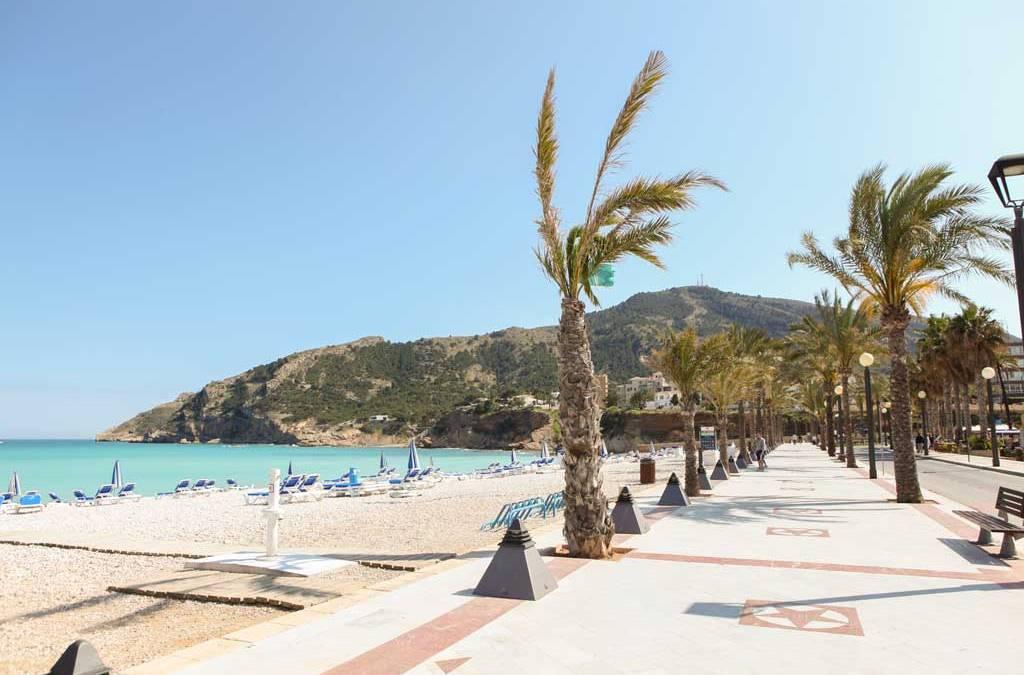 30 años de Bandera Azul en la playa de l'Albir
