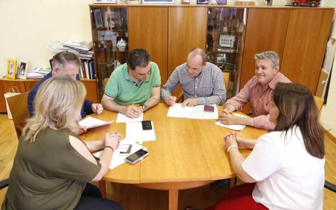 El ayuntamiento de l'Alfàs del Pi colaborará con la acción social de Remar