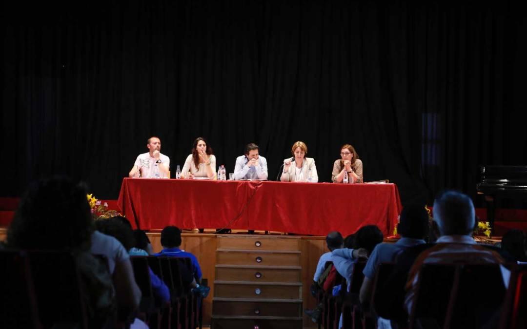 La concejalía de educación de l'Alfàs del Pi informa a los padres sobre la primera escolarización de sus hijos