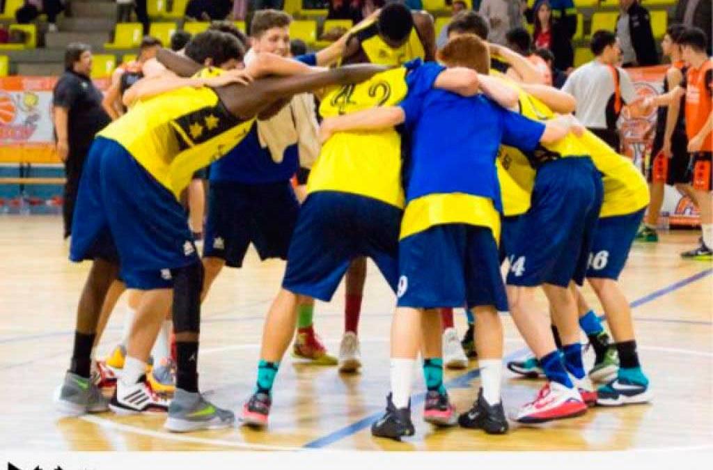 El equipo Cadete de básket l'Alfàs del Pi ha sido eliminado en octavos de final del Campeonato de España que se juega en Andorra .