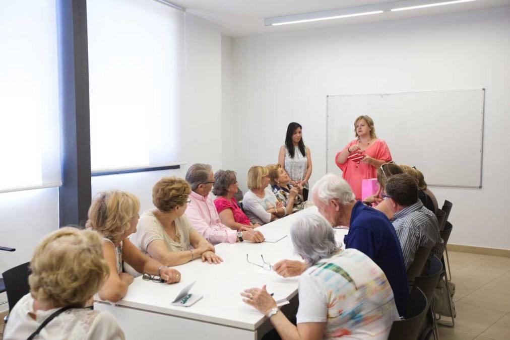 El Ayuntamiento de l'Alfàs lanza un nuevo taller de memoria para adultos