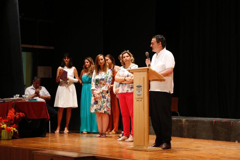 El Prize Day del Sierra Bernia School cerró los festivales de fin de curso de la Casa de Cultura
