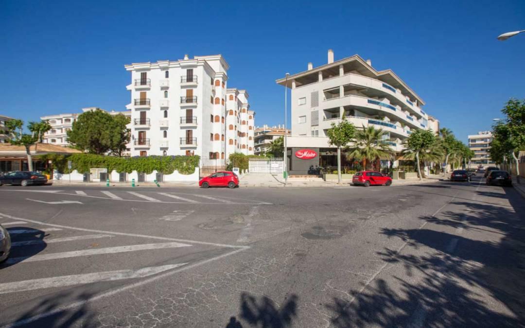 L'Alfàs solicitará una subvención de 240.000 euros a la Diputación para el asfaltado de calles