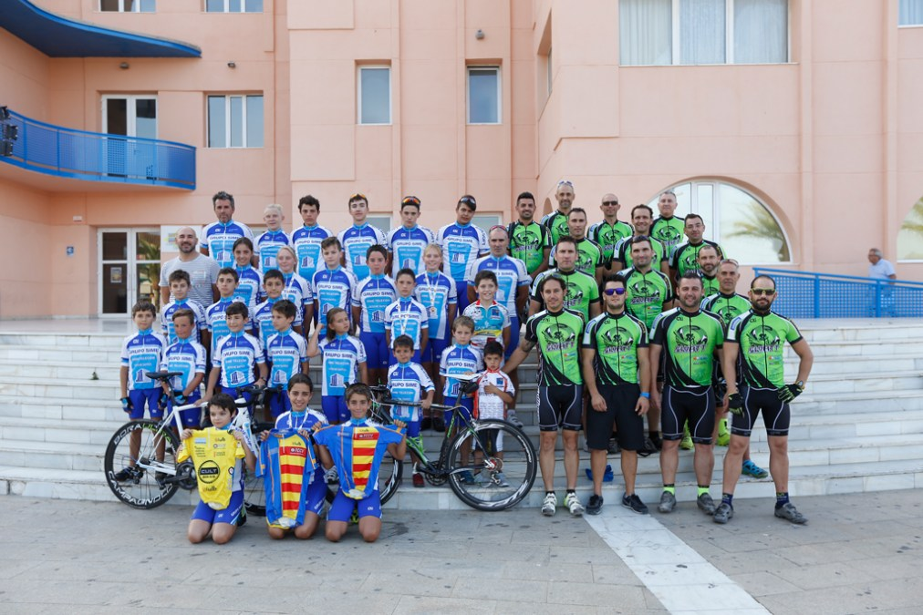 El Club Ciclista l'Alfàs se mantiene como una de las grandes y más prometedoras canteras de la Comunitat Valenciana