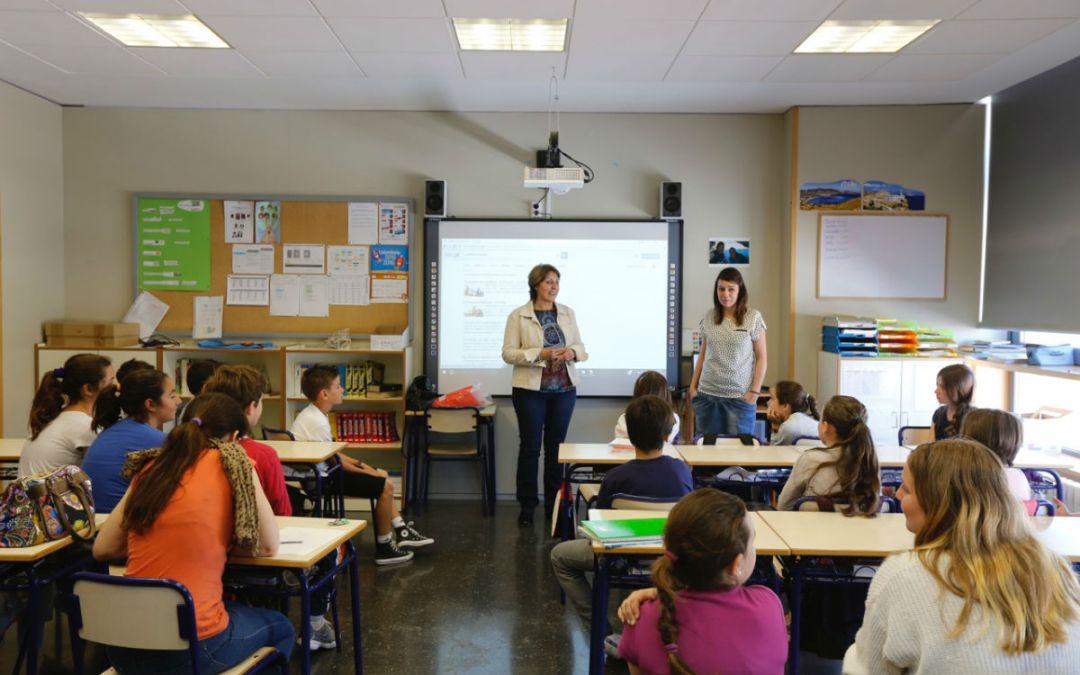 La Conselleria de Educación autoriza la jornada continua en los tres colegios públicos de l'Alfàs