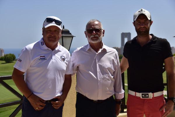 Miguel Torres se Proclama Campeón de la Comunidad Valenciana de Golf .