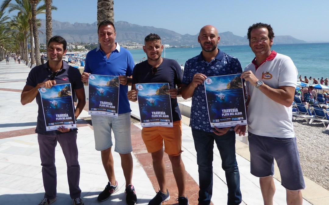 La XI Travesía del del Albir organizada por el Club Finisher La Nucía será el domingo 21 de agosto