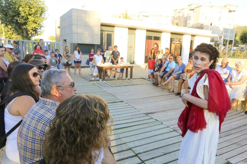 Más de 12.500 personas visitan en verano el Museo Villa Romana y el Centro de Interpretación Faro de l'Albir
