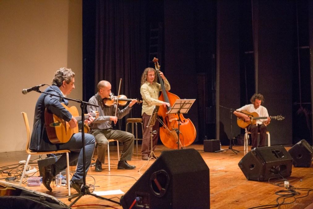 El Fabián Bazarra Quartet puso el broche final al XXII Festival l'Alfàs en Jazz