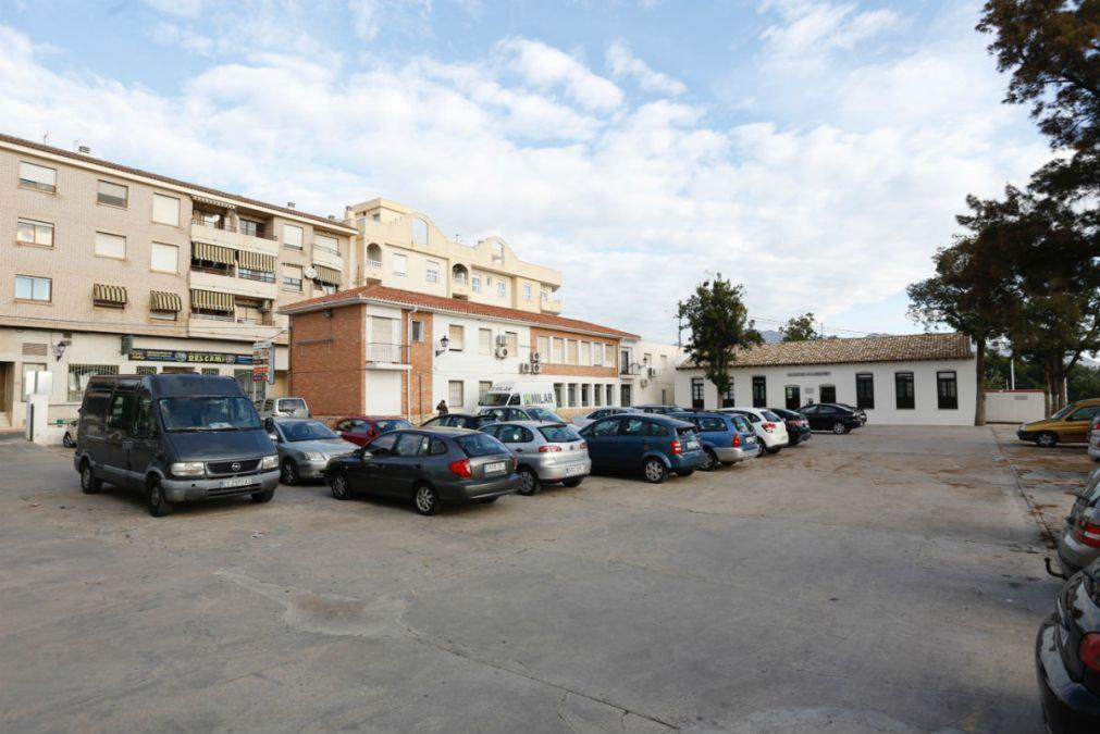 El Ayuntamiento de l'Alfàs anuncia el inicio inminente de las obras del parque de les Escoles Velles