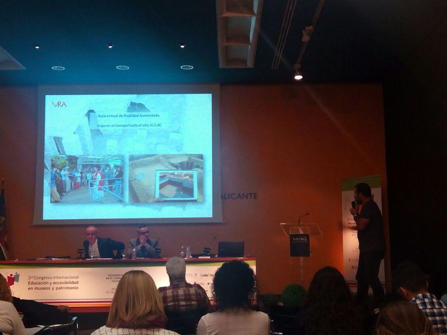 L'Alfás del Pi sigue trabajando por mejorar la accesibilidad de su patrimonio natural y cultural