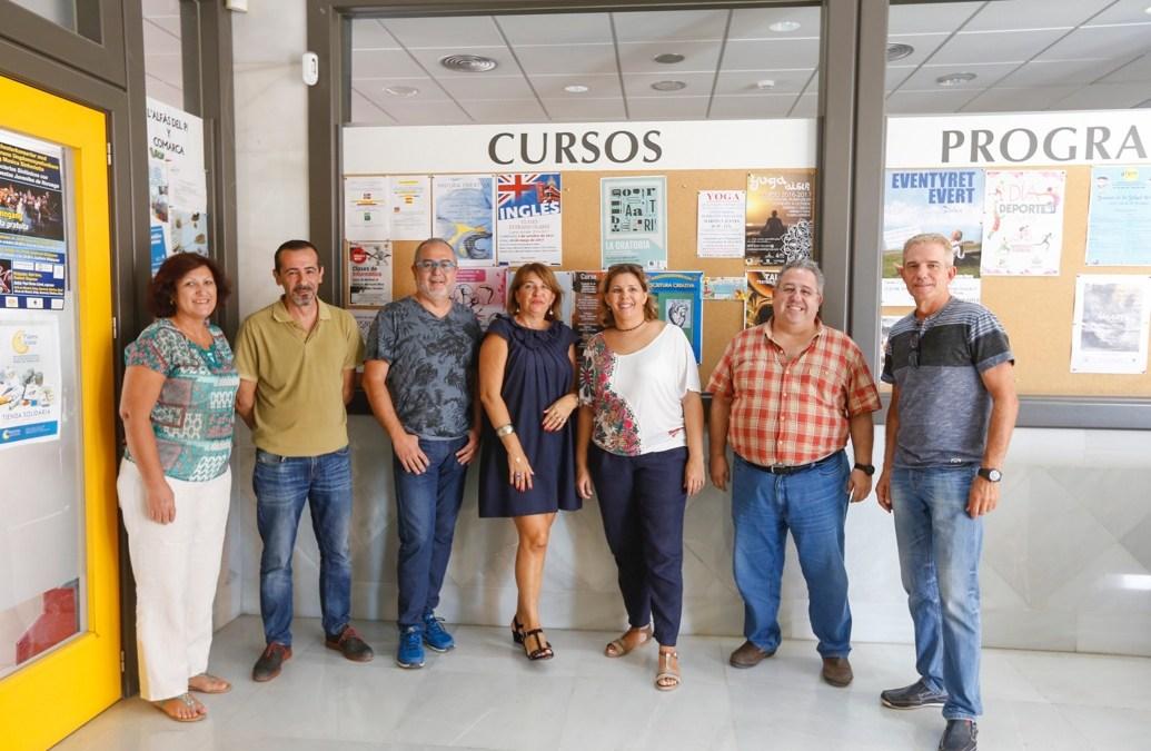 Comienzan los cursos y talleres en la Casa de Cultura de l'Alfàs del Pi