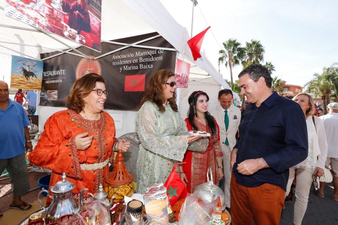 Los asistentes pudieron descubrir tradiciones de diversas culturas