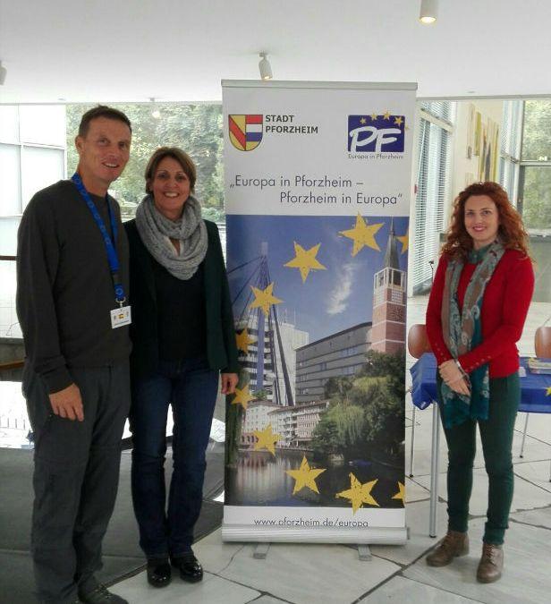 L'Alfàs presenta su programa de mediación escolar en Alemania durante el tercer encuentro de EASY Towns